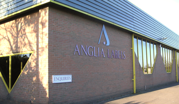 Anglia Labels - Suffolk based label printer
