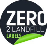 Anglia Labels has achieved the Zero2Landfill accreditation.